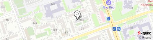 iRepair38 на карте Иркутска