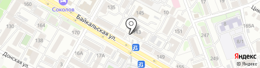 Сеть платежных терминалов, Сбербанк, ПАО на карте Иркутска