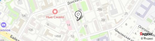 СРО эксперт на карте Иркутска