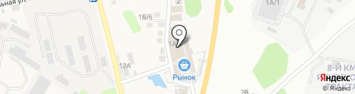 Артко на карте Малой Топки