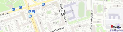 РосАвтоматизация на карте Иркутска