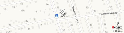 Союз на карте Хомутово
