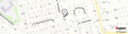 ЛЕДИ БАТОРИ на карте Иркутска