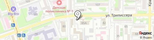 Grand Soft на карте Иркутска