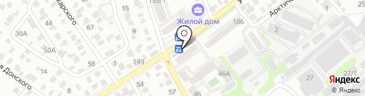 Сагаан гол на карте Иркутска
