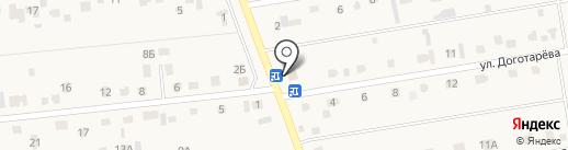 Банкомат, Сбербанк, ПАО на карте Хомутово
