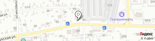 Орион Плюс на карте Иркутска