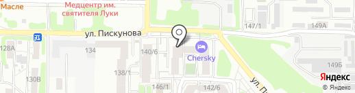 СервисМонтажИнтеграция на карте Иркутска