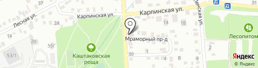 Медиа Проект на карте Иркутска