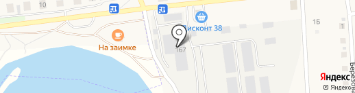 Агротех на карте Хомутово