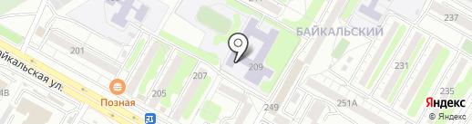 Новое поколение на карте Иркутска
