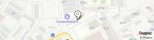Компания по страхованию и автокредитованию на карте Иркутска