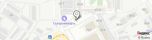 СибВитрина на карте Иркутска