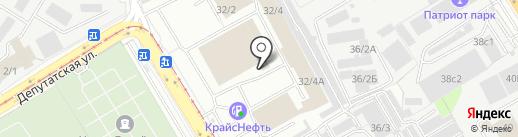 Basic Decor на карте Иркутска