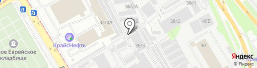 Люкс Версия на карте Иркутска