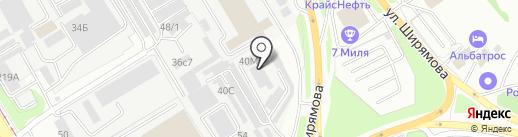 RFChip Иркутск на карте Иркутска