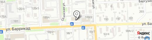 Mobil1 Центр Джи М сервис Иркутск на карте Иркутска