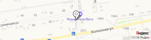 Черешня на карте Хомутово