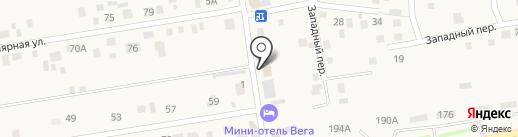 Сезам на карте Хомутово
