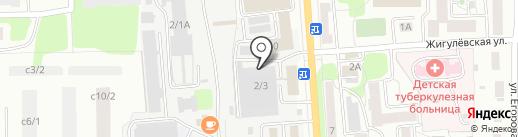Mozart Beer на карте Иркутска