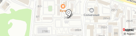 Hops на карте Иркутска