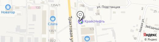 АВТО-ПРОФИ на карте Хомутово