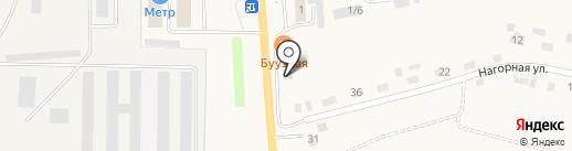 Зенит на карте Хомутово