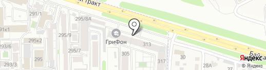 Солнечная Аптека на карте Иркутска