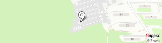 GoodCAR на карте Иркутска
