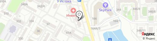 Эко-Польза на карте Иркутска