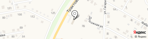 МебельМ+ на карте Хомутово