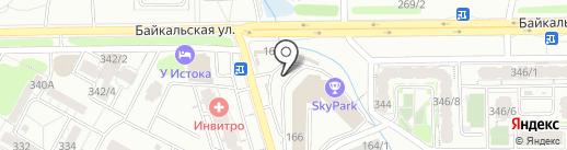 Обед на карте Иркутска