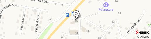 Артёмыч на карте Хомутово