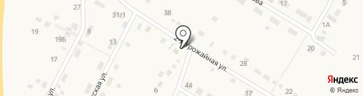 Чародей на карте Хомутово