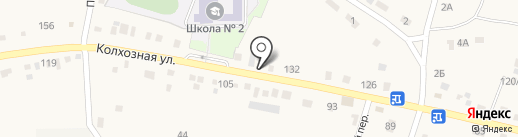 Домовенок на карте Хомутово