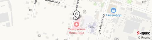 Аптека.ру на карте Хомутово