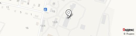 Линкор-Н на карте Хомутово