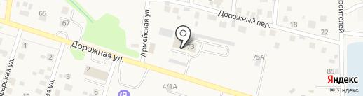 Абсолют на карте Иркутска