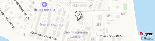 БайкалИнжиниринг на карте Новой Разводной