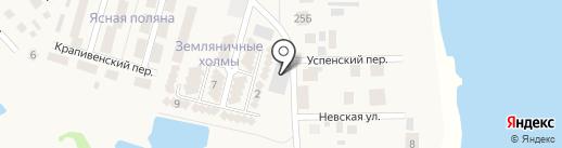 Абсолют на карте Новой Разводной