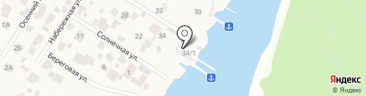 Зурбаган на карте Новой Разводной
