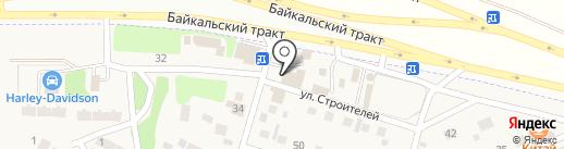А.Б.Групп на карте Новой Разводной