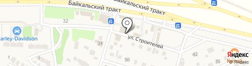 АТ-ИРК на карте Новой Разводной
