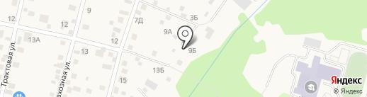Садовое совершенство на карте Новой Разводной