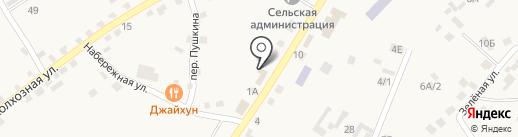 Татьяна на карте Хомутово