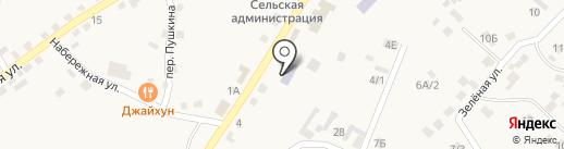 Бакалея на карте Хомутово
