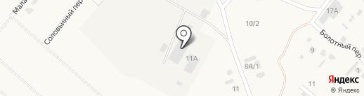 ПСК на карте Хомутово