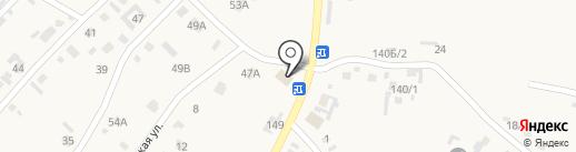 Маяк на карте Хомутово