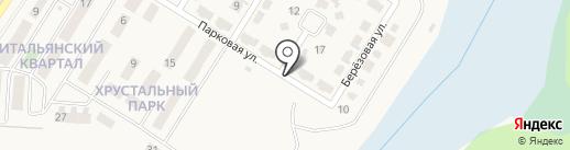 СибирьЭнергоТрейд на карте Новолисихи