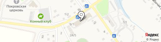 Бельгийские пекарни на карте Пивоварихи